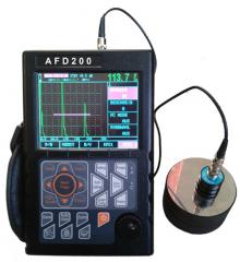 Ultrasonic Flaw Detector AFD200