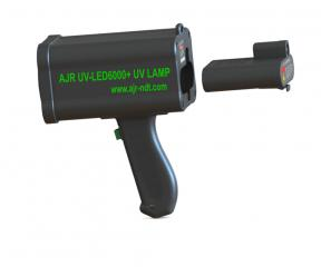 AJR UV-LED Plus Series Handheld  Rechargeable UV LED Lamp