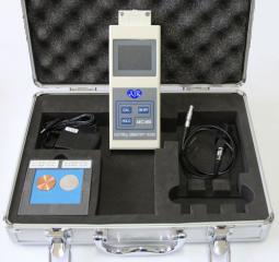 AEC660 Digital Portable Eddy Current Electrical Conductivity Meter
