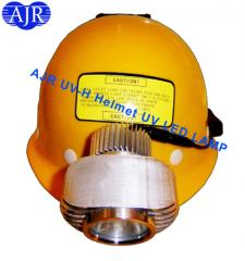 AJR UV-H Overhead Helmet Rechargeable UV LED Lamp